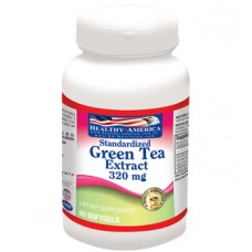 Green Tea Extract 320mg x 60 Softgels