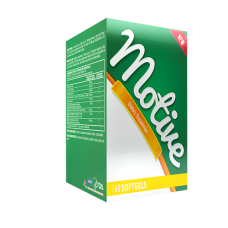 Motive x 60 Softgels