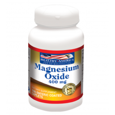 Magnesium Oxide 400 MG x 100 Caplets