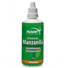 Extracto de Manzanilla x 60 ml