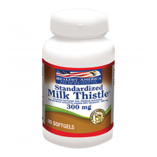 Milk Thistle 300mg x 90 Softgels
