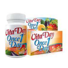 Vitaday Once Day x 60 Caplets