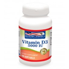 Vitamina D3 2.000 UI Plus x 100 Softgels